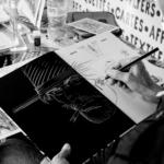 Dédicaces BD Girod et Kawa à Frangy chez l'Atelier Rouge100 - Photographe événementiel - Haute-Savoie